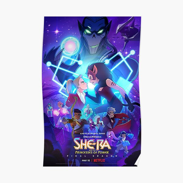 Adora She-Ra and the Princesses of Power Season 5 Poster