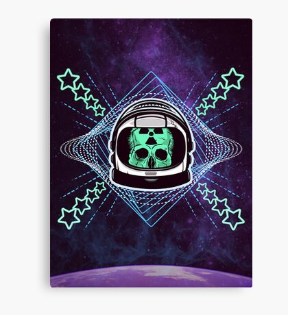 Lonely Traveller Canvas Print