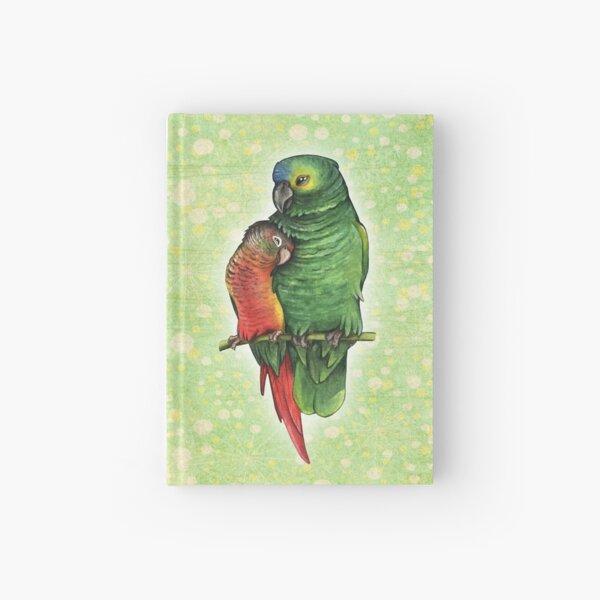 Papageien Freunde Notizbuch