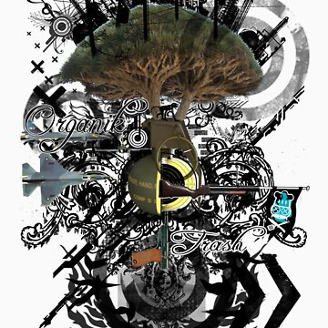 sick TREE  by organiktrash