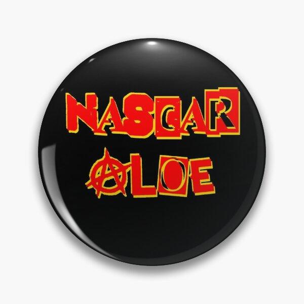 NASCAR ALOE Pin