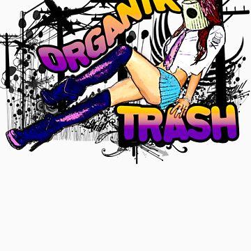 SEXY TRASH by organiktrash