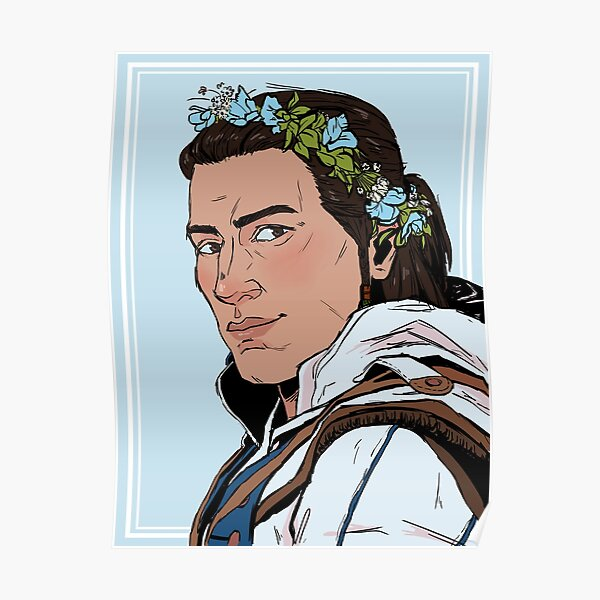 Assassins Creed Fanart Posters Redbubble