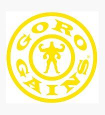 Mortal Kombat Decay's #GOROGAINS Photographic Print