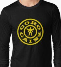 Mortal Kombat Decay's #GOROGAINS Long Sleeve T-Shirt
