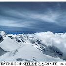western breithorn by paolo amiotti