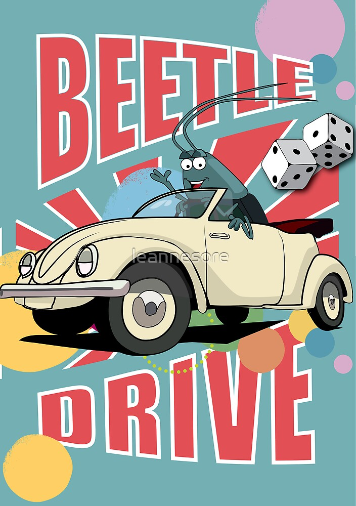 """Beetle Drive 2"" by leannesore 