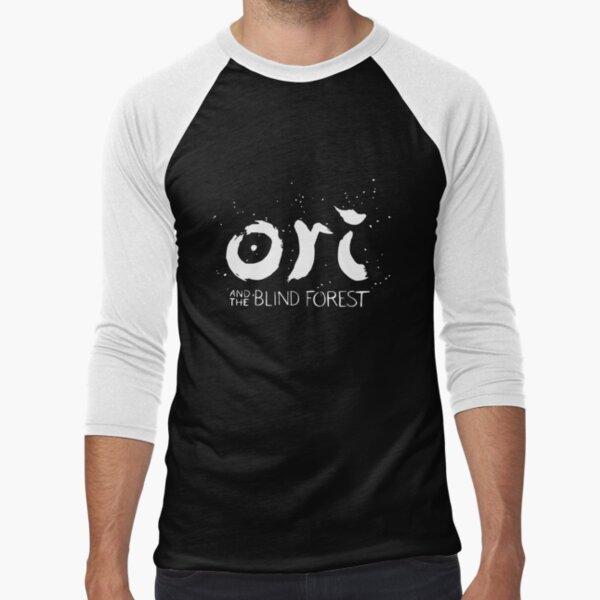 Ori et la forêt aveugle T-shirt baseball manches ¾
