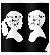 The Book Thief Quotes Enchanting The Book Thief Quotes Posters  Redbubble
