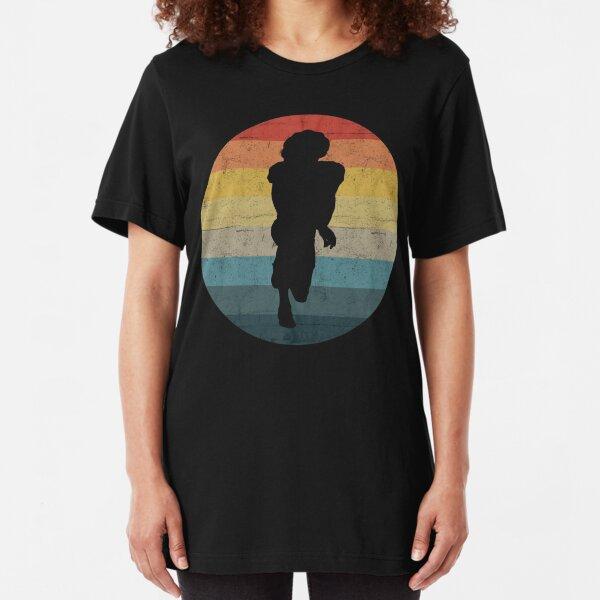 Retro Vintage Colin Kaepernick Slim Fit T-Shirt