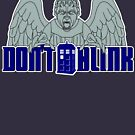 The Angels Have The T-Shirt by MrKroli