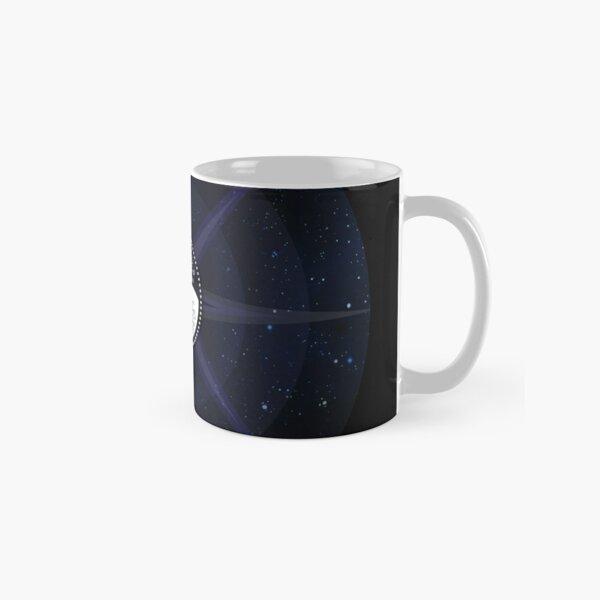 Stars with White Tree of Life Symbol Classic Mug