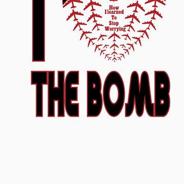 I love the bomb von piercek26