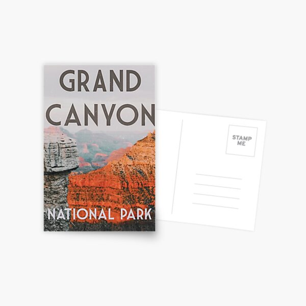 GRAND CANYON NATIONAL PARK POSTCARD Postcard