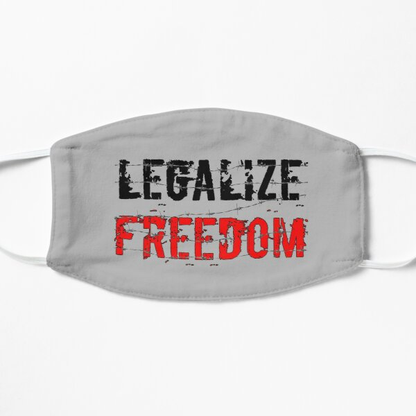 Legalize Freedom 3 Mask