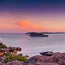 Mt Ettalong, NSW by Dave  Gosling Photography