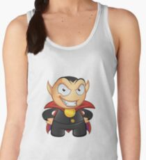 Vampire - With An Evil Smile Women's Tank Top