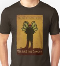 Breaking Monsanto Unisex T-Shirt