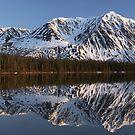 Lower Kathleen Lake by Marty Samis