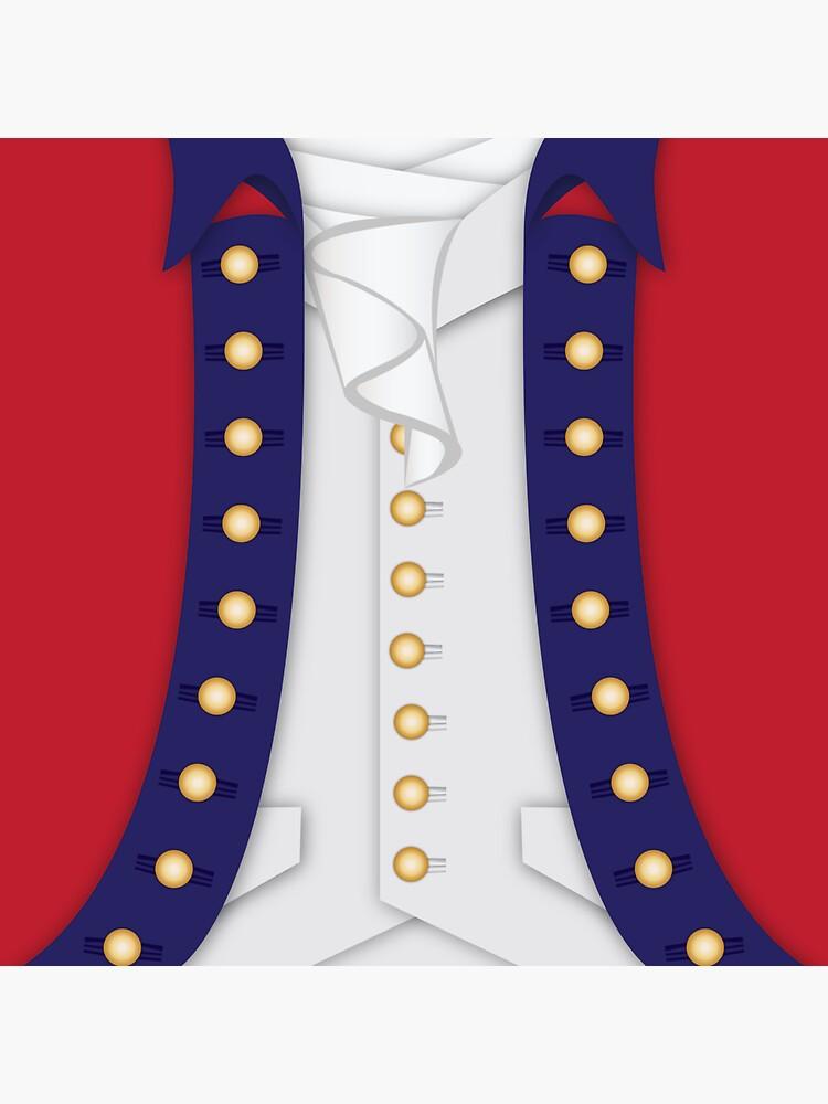British Red Coats by KatieBuggDesign