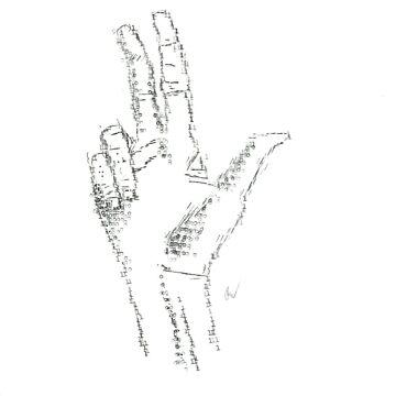 Type Hand by Peytonw93