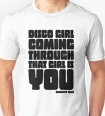 Disco Girl Gravity Falls T-Shirt