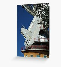 Parkes Observatory Greeting Card
