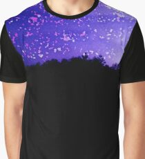 Winters Night Graphic T-Shirt