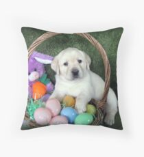 Easter?  There's nothing to eat! Throw Pillow