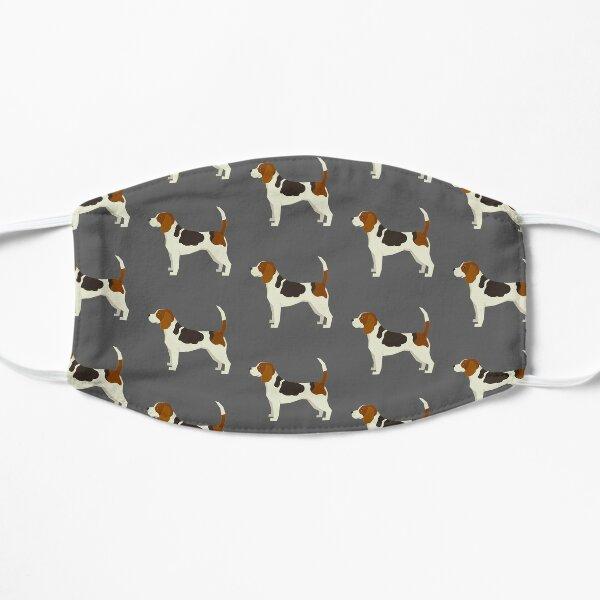 Beagle Flat Mask