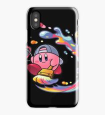 Painting Kirby iPhone Case/Skin