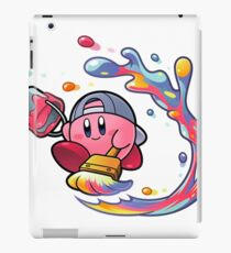 Painting Kirby iPad Case/Skin