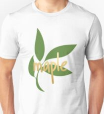 TK Alum Maple T-Shirt