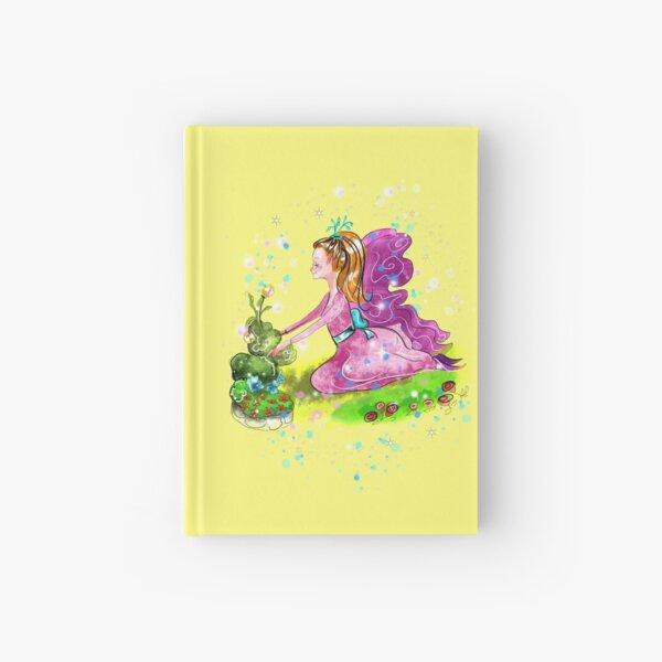 Qiana the Outdoor Gardening Fairy™ Hardcover Journal