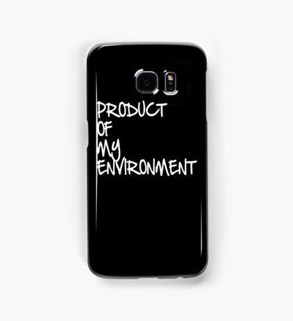Live City: POME - White Samsung Galaxy Case/Skin