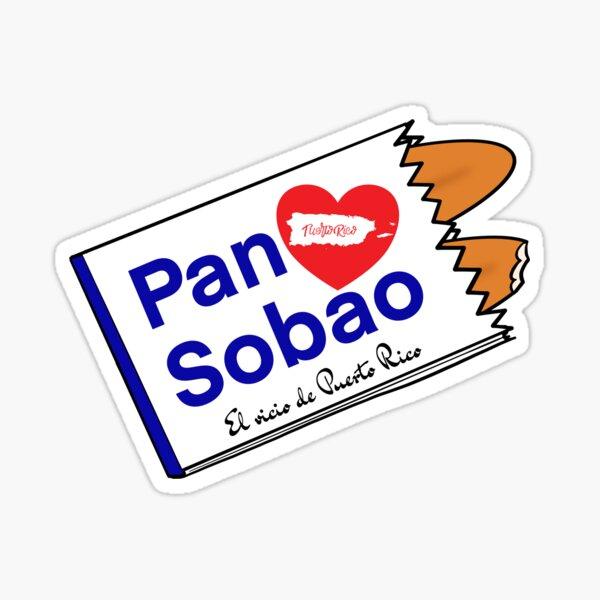 Pan Sobao - El Vicio de Puerto Rico Sticker