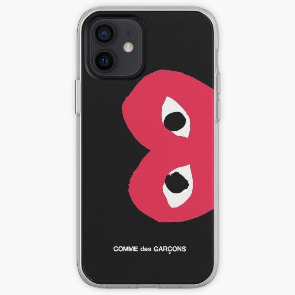 CDG コム・デ・ギャルソン Comme des Garçons iPhone Soft Case