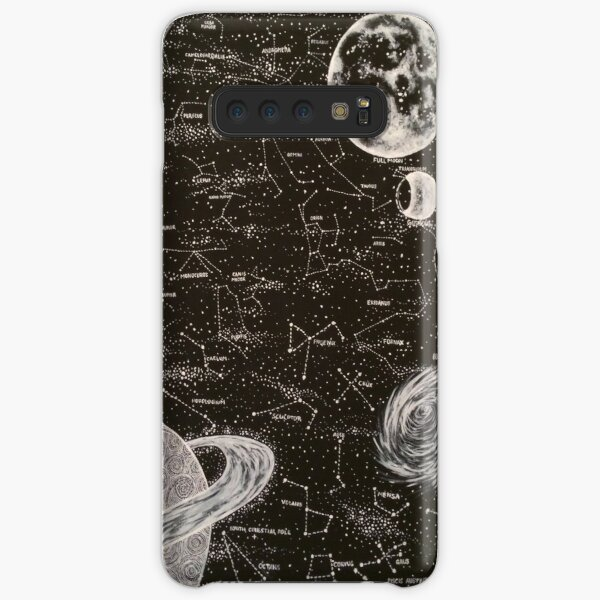 Space Samsung Galaxy Snap Case