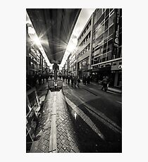 Reflection at the Hohestrasse Photographic Print