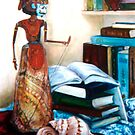 Still Life with Puppet by Lyn Fabian