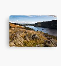 Haweswater Reservoir - Cumbria Canvas Print