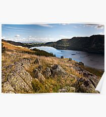 Haweswater Reservoir - Cumbria Poster
