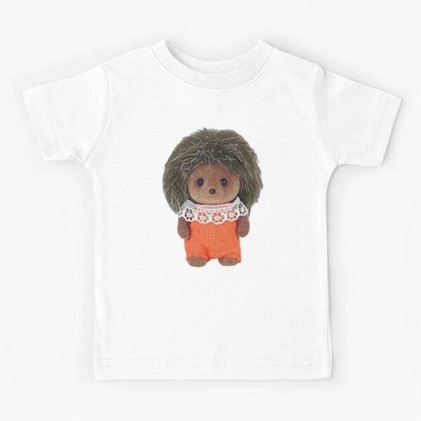 Calico Critters/ Sylvanian Families Hedgehog Baby Kids T-Shirt