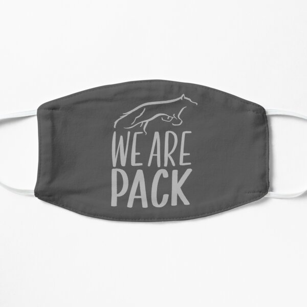 We Are Pack Mask
