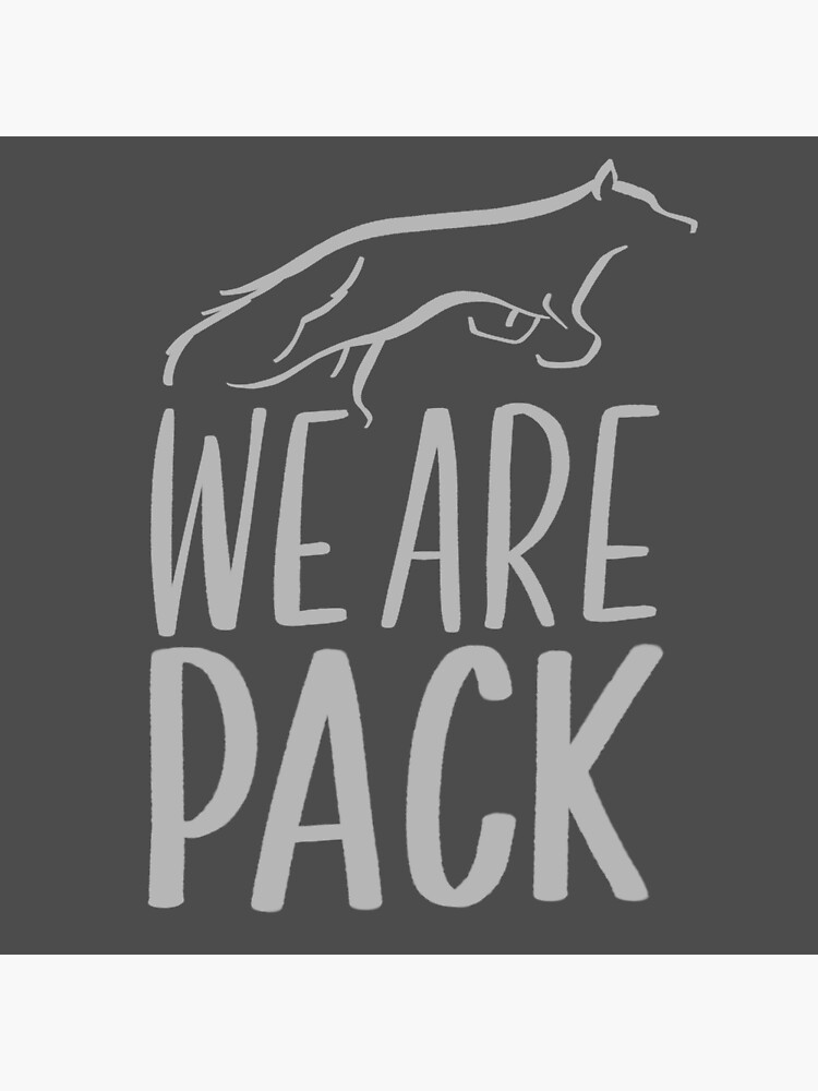 We Are Pack by JenSnow