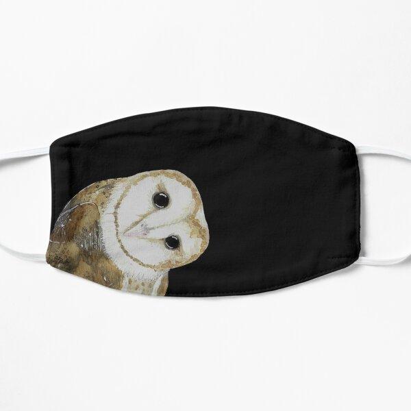 Curious Barn Owl Mask