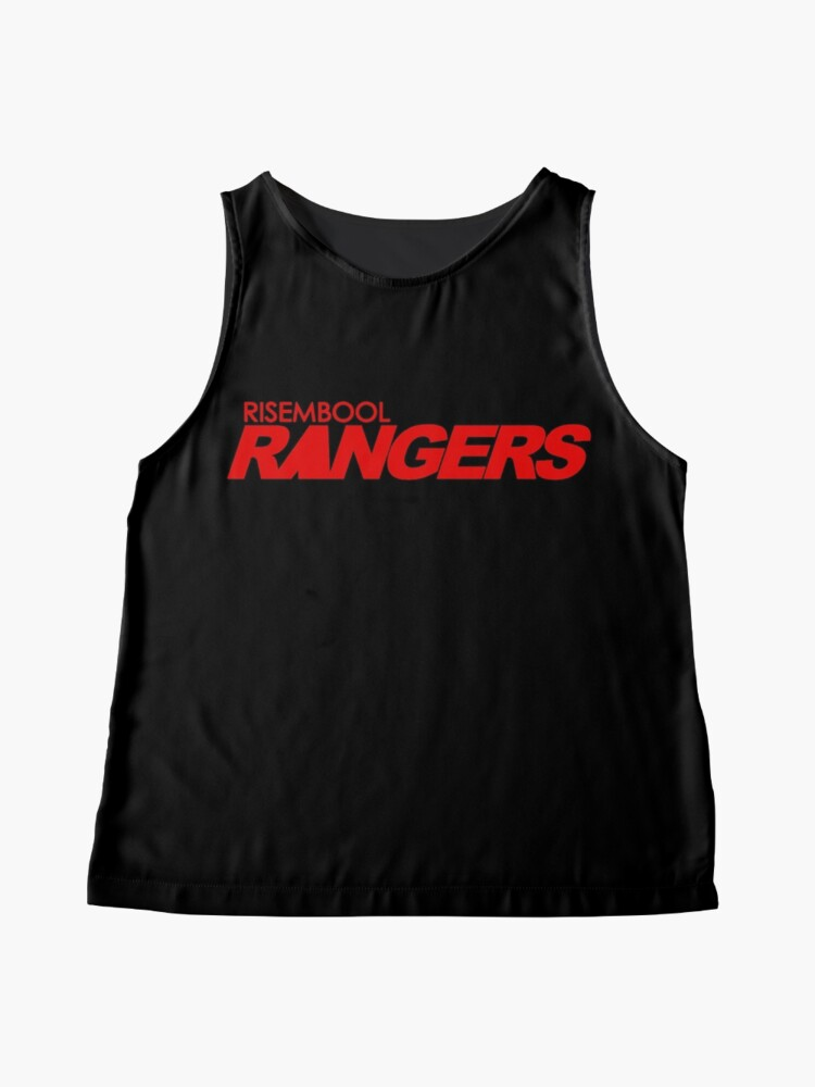 Alternate view of Risembool Rangers Red Logo Sleeveless Top