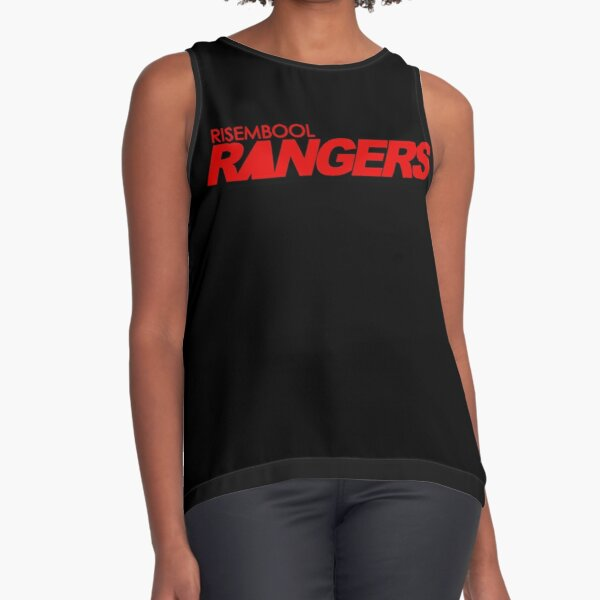 Risembool Rangers Red Logo Sleeveless Top