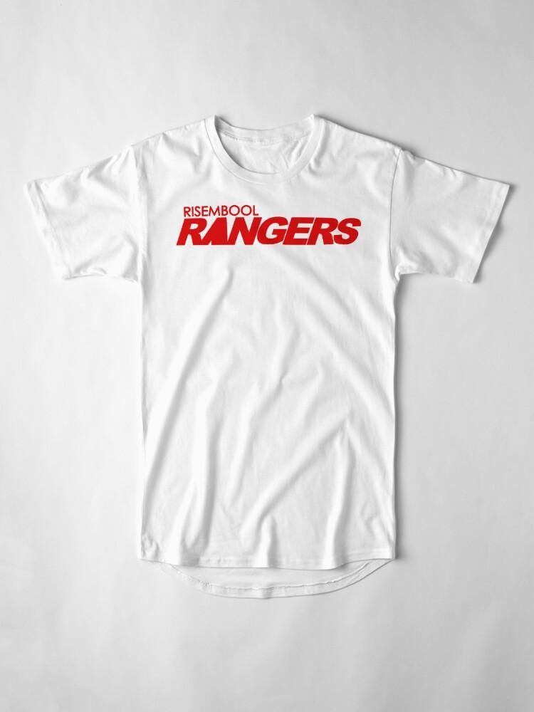 Alternate view of Risembool Rangers Red Logo Long T-Shirt