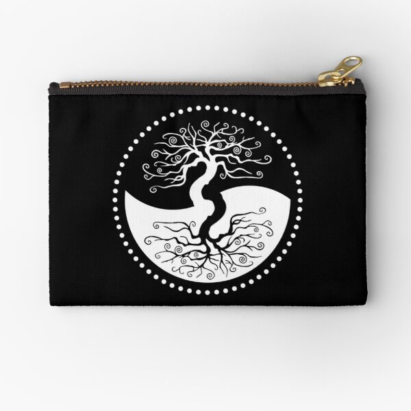 The Principle of Correspondence - Tree of Life Zipper Pouch